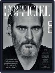 L'officiel Hommes Paris (Digital) Subscription September 1st, 2018 Issue