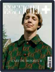 L'officiel Hommes Paris (Digital) Subscription October 1st, 2018 Issue