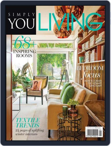 Simply You Living May 31st, 2015 Digital Back Issue Cover