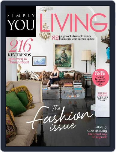 Simply You Living November 10th, 2015 Digital Back Issue Cover