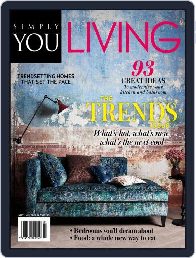 Simply You Living April 1st, 2017 Digital Back Issue Cover