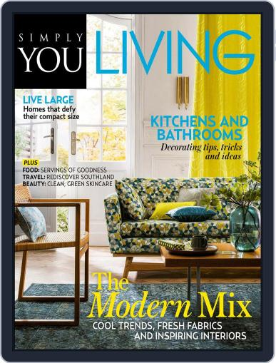 Simply You Living (Digital) September 18th, 2017 Issue Cover