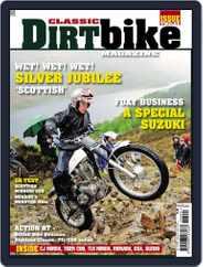 Classic Dirt Bike (Digital) Subscription August 18th, 2009 Issue