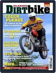 Classic Dirt Bike (Digital) Subscription November 16th, 2010 Issue