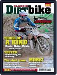 Classic Dirt Bike (Digital) Subscription February 15th, 2011 Issue