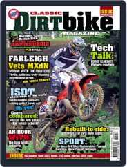 Classic Dirt Bike (Digital) Subscription November 13th, 2012 Issue