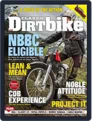 Classic Dirt Bike (Digital) Subscription August 18th, 2015 Issue