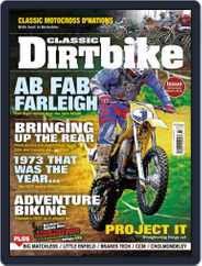 Classic Dirt Bike (Digital) Subscription December 15th, 2015 Issue