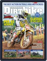 Classic Dirt Bike (Digital) Subscription August 1st, 2018 Issue