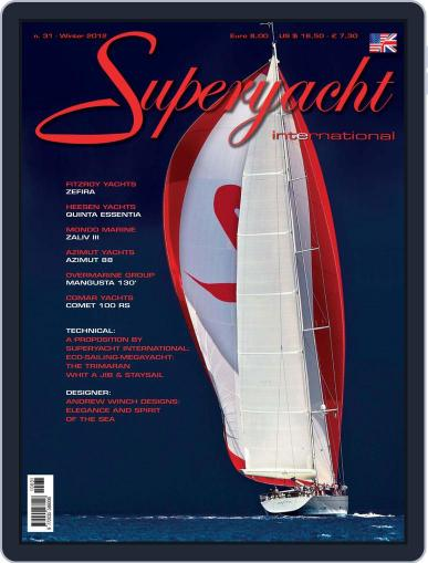Superyacht International December 15th, 2011 Digital Back Issue Cover