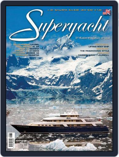 Superyacht International March 20th, 2012 Digital Back Issue Cover