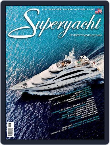 Superyacht International June 26th, 2012 Digital Back Issue Cover