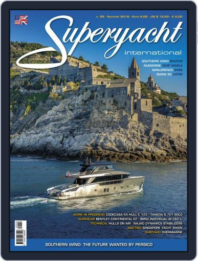 Superyacht International (Digital) June 1st, 2018 Issue Cover