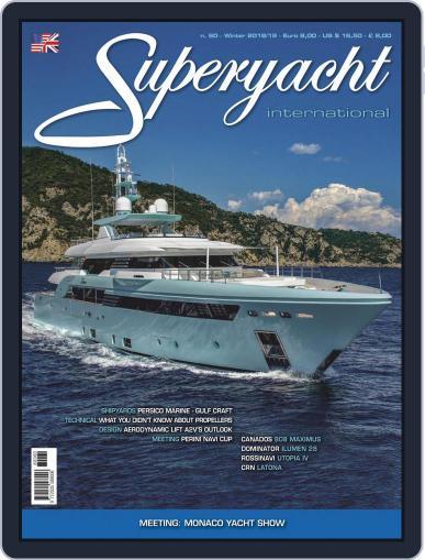 Superyacht International (Digital) January 1st, 2019 Issue Cover