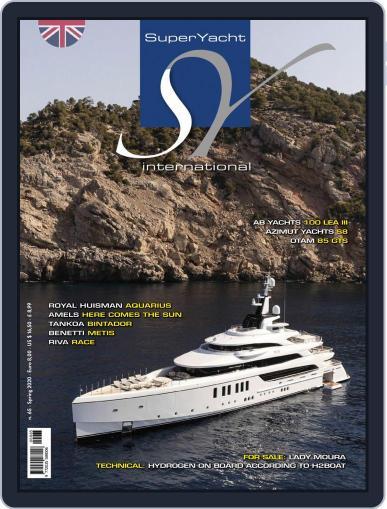 Superyacht International (Digital) April 1st, 2020 Issue Cover