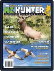 NZ Hunter (Digital) Subscription April 1st, 2019 Issue