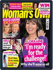 Woman's Own (Digital) Subscription July 30th, 2012 Issue