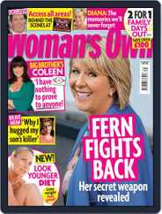 Woman's Own (Digital) Subscription August 20th, 2012 Issue