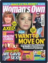 Woman's Own (Digital) Subscription February 18th, 2019 Issue
