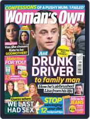 Woman's Own (Digital) Subscription March 25th, 2019 Issue