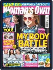 Woman's Own (Digital) Subscription April 15th, 2019 Issue