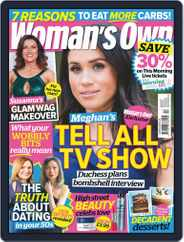 Woman's Own (Digital) Subscription April 22nd, 2019 Issue