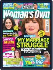 Woman's Own (Digital) Subscription June 10th, 2019 Issue