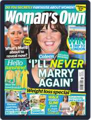 Woman's Own (Digital) Subscription August 5th, 2019 Issue