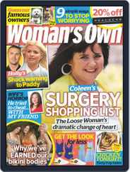 Woman's Own (Digital) Subscription August 26th, 2019 Issue