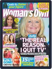 Woman's Own (Digital) Subscription October 7th, 2019 Issue