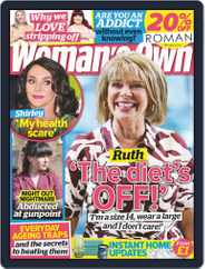 Woman's Own (Digital) Subscription October 21st, 2019 Issue