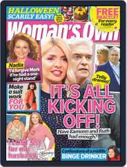 Woman's Own (Digital) Subscription October 28th, 2019 Issue