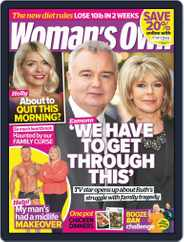 Woman's Own (Digital) Subscription January 6th, 2020 Issue