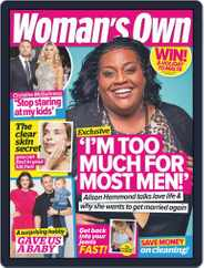 Woman's Own (Digital) Subscription March 9th, 2020 Issue