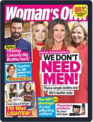 Woman's Own (Digital) Subscription March 23rd, 2020 Issue