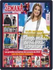 Semana (Digital) Subscription January 8th, 2020 Issue