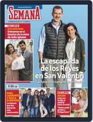 Semana (Digital) Subscription February 26th, 2020 Issue