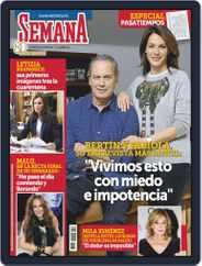 Semana (Digital) Subscription April 8th, 2020 Issue