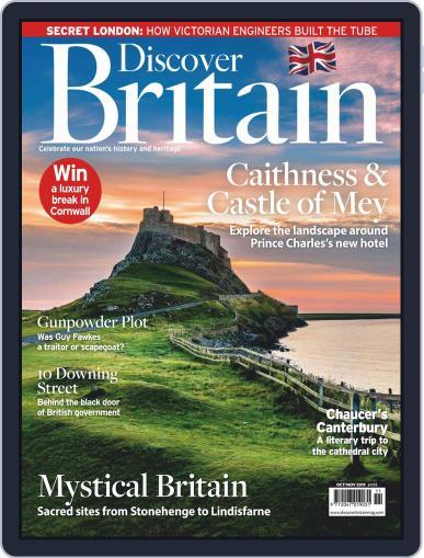 Discover Britain (Digital) Cover