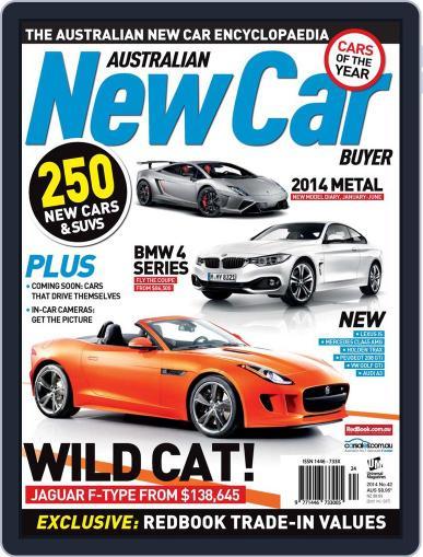 Australian New Car Buyer (Digital) December 3rd, 2013 Issue Cover