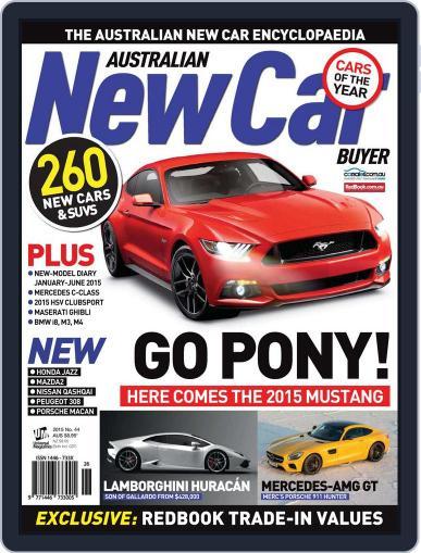 Australian New Car Buyer (Digital) December 4th, 2014 Issue Cover