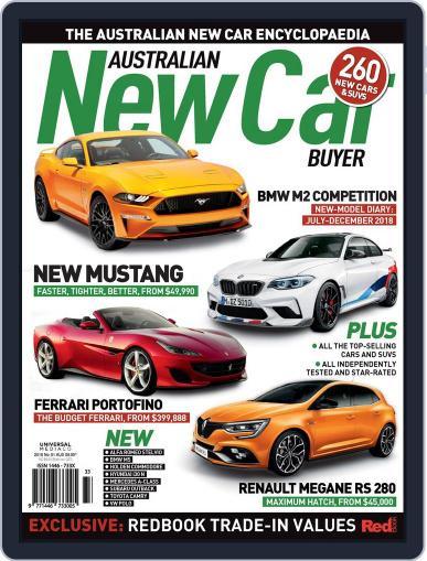 Australian New Car Buyer (Digital) June 1st, 2018 Issue Cover
