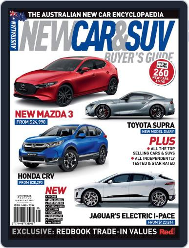 Australian New Car Buyer (Digital) June 1st, 2019 Issue Cover