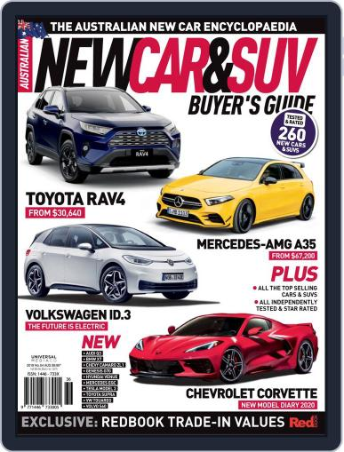 Australian New Car Buyer (Digital) December 1st, 2019 Issue Cover