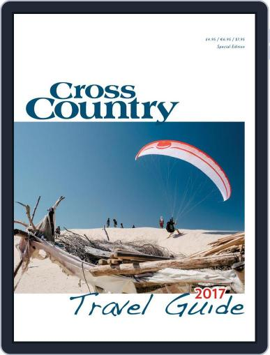 Cross Country Travel Guide January 1st, 2017 Digital Back Issue Cover