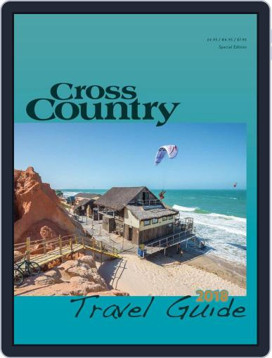 Cross Country Travel Guide December 23rd, 2017 Digital Back Issue Cover