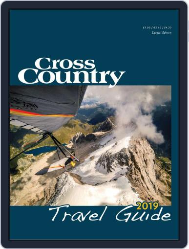 Cross Country Travel Guide January 1st, 2019 Digital Back Issue Cover