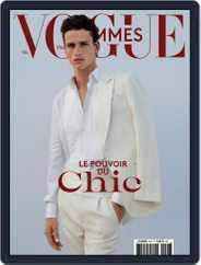 Vogue Hommes (Digital) Subscription November 1st, 2018 Issue