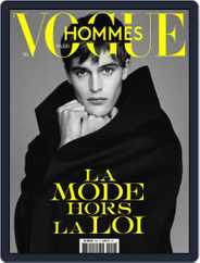 Vogue Hommes (Digital) Subscription January 1st, 2019 Issue