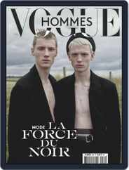 Vogue Hommes (Digital) Subscription November 1st, 2019 Issue